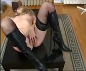Stripper in Stockings Fetish