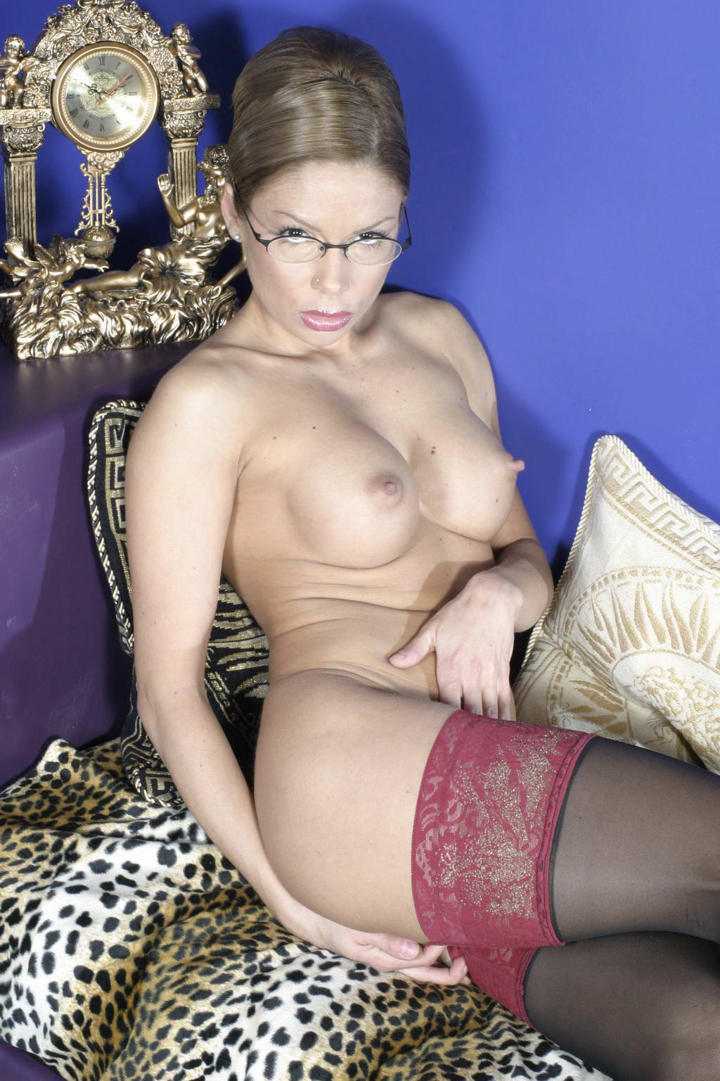 pantyhose Milf wearing