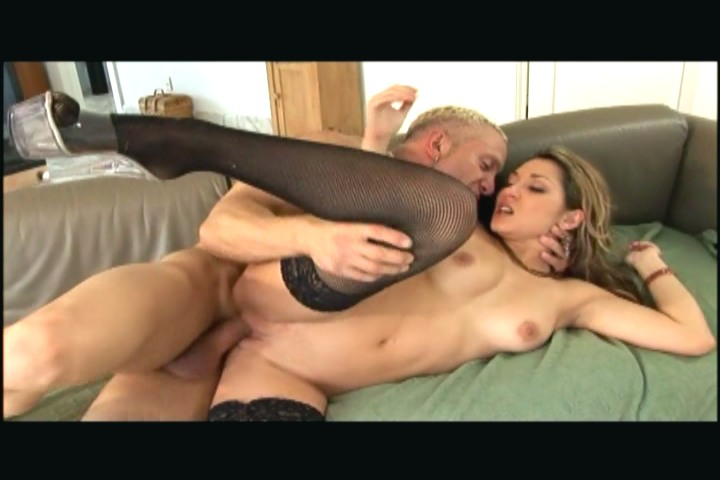 Sex in Fishnets From Behind Video 4 Click to view this Sex in Fishnets From