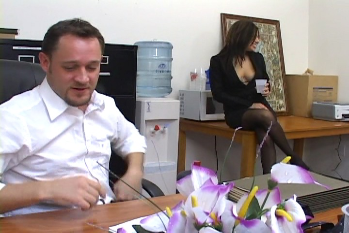 Sex porn office video